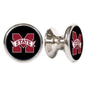 Bulldogs NCAA Stainless Steel Cabinet Knob / Drawer Pull Sports