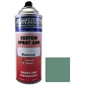 Can of Sea Green Poly Touch Up Paint for 1976 Dodge Colt (color code