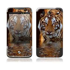 HTC Legend Decal Skin   Fearless Tiger