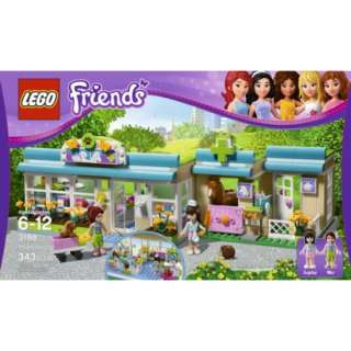 LEGO Friends Heartlake Vet (3188).Opens in a new window