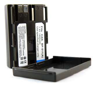 BP 511 BATTERY FOR CANON CAMERA EOS 5D 10D 20D 30D 40D 50D