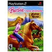 PlayStation 2 Barbie horse adventures Riding Camp