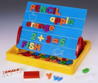 MAGNETIC ALPHABET Numbers & Signs 99 pcs by Megcos