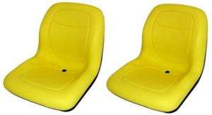 John Deere Gator Seats 4x2 6x4 Made by Milsco New 2 Two