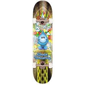Industries   Wet Willy V2 Complete Skateboard (Mid)